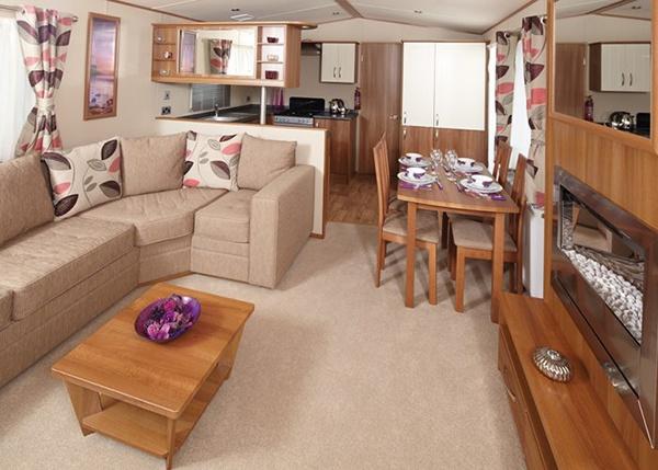 Elegantly designed interior