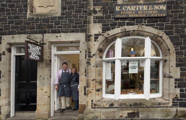 Carter's Bamburgh