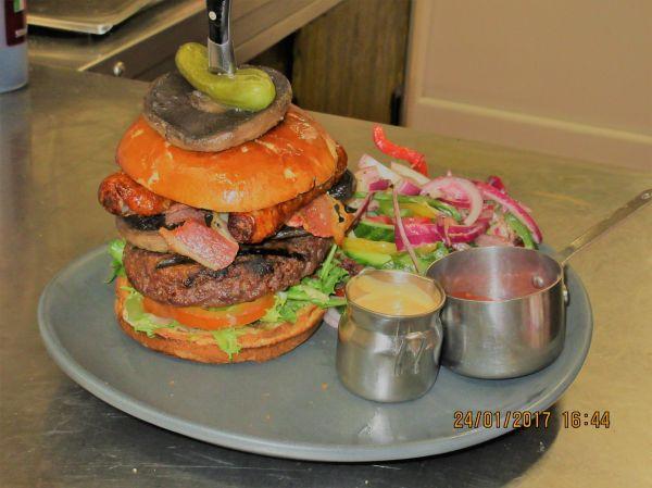 The Cowboy Burger