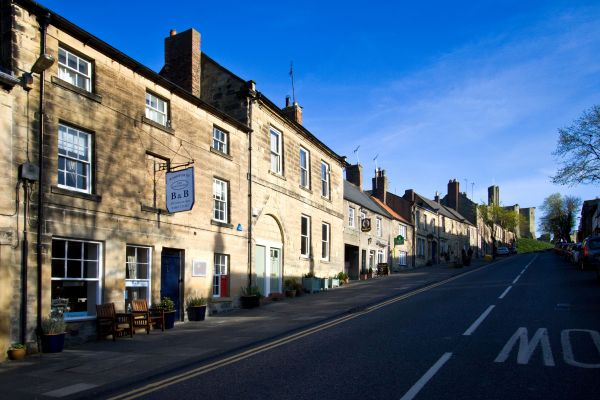 The Old Post Office at Warkworth